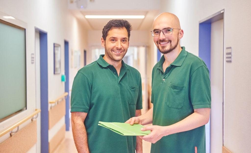 Karriere - Fachklinik für Orthopädie STENUM
