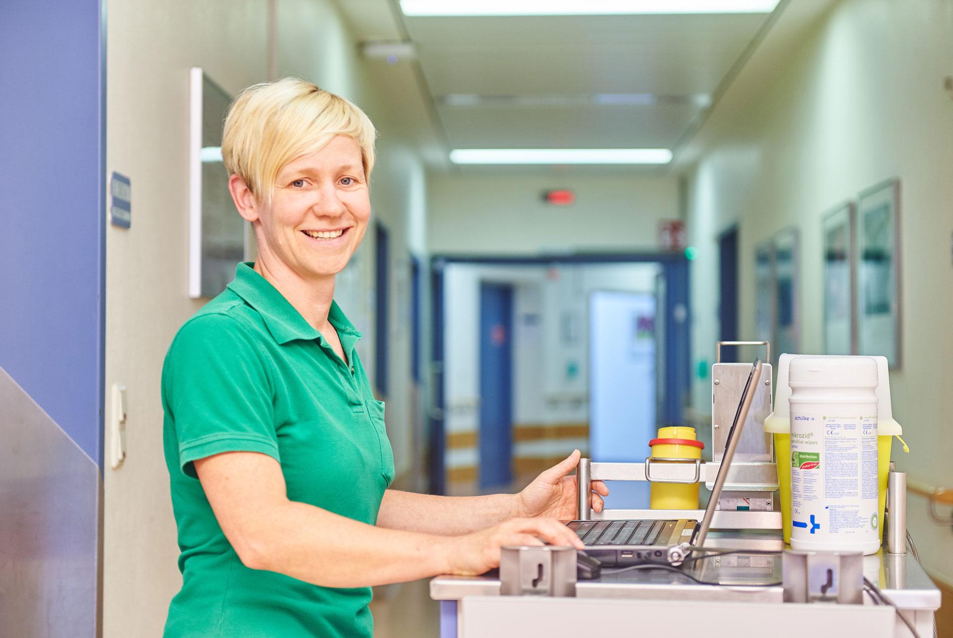 Pflegepersonal - Fachklinik STENUM