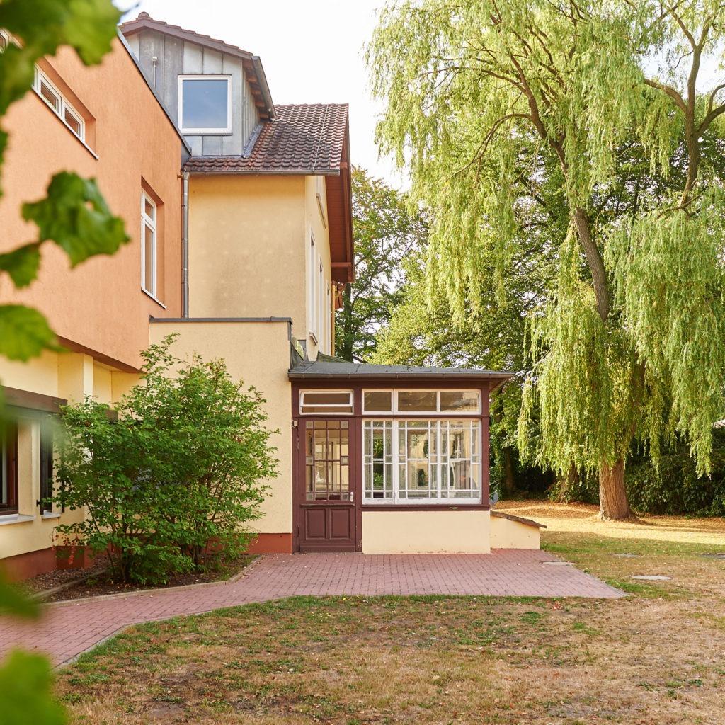 Klinik für Orthopädie - Historisches Gebäude