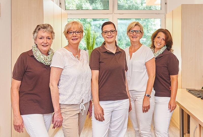 Teamwork - STENUM Fachklinik