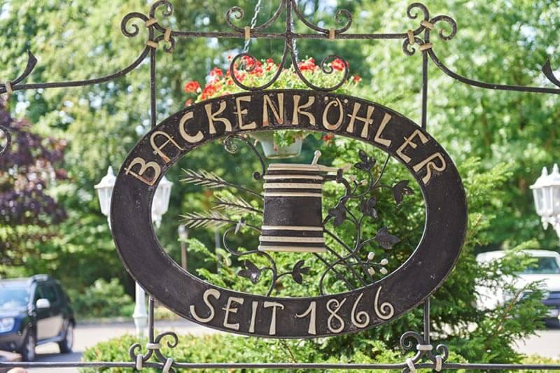Klinikaufenthalt für Angehörige - Backenköhler seit 1866